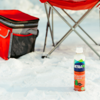 Outdoor Gear protector protects against snow