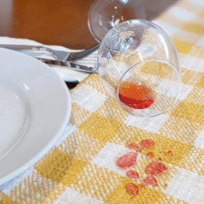 DetraPel stain free fabric