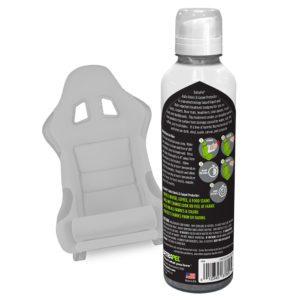 Auto Fabric & Carpet Protector by DetraPel. Protects floor mats, headliners, door panels.