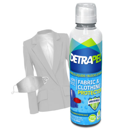 DetraPel Fabric & Clothing Protector
