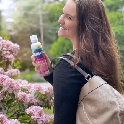 Bag & Accessories Protector now repels liquid on leather
