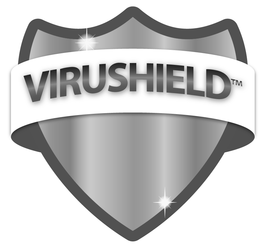 DetraPel viruShield Technology