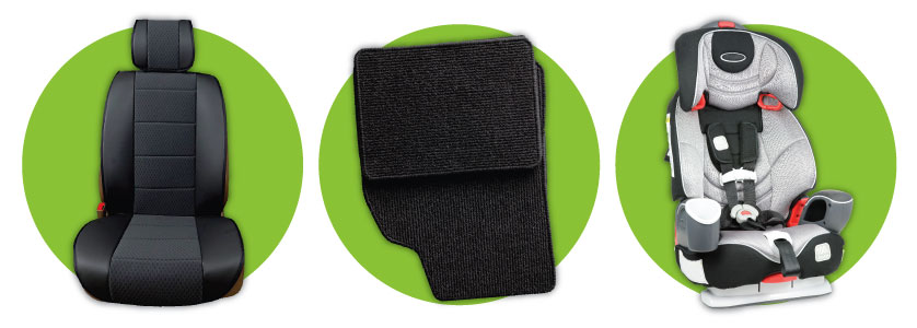 Vehicle Surfaces Floor Mats Carpets