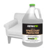Professional Fabric & Upholstery Protector 1 Gallon by DetraPel. Protect your sofas, chairs, ottomans, pillows, cushions, furniture, and upholstery.