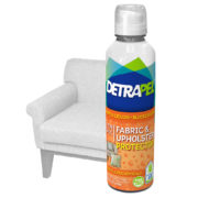 Fabric & Upholstery Protector by DetraPel. Protect your sofas, chairs, ottomans, pillows, cushions, furniture, and upholstery.