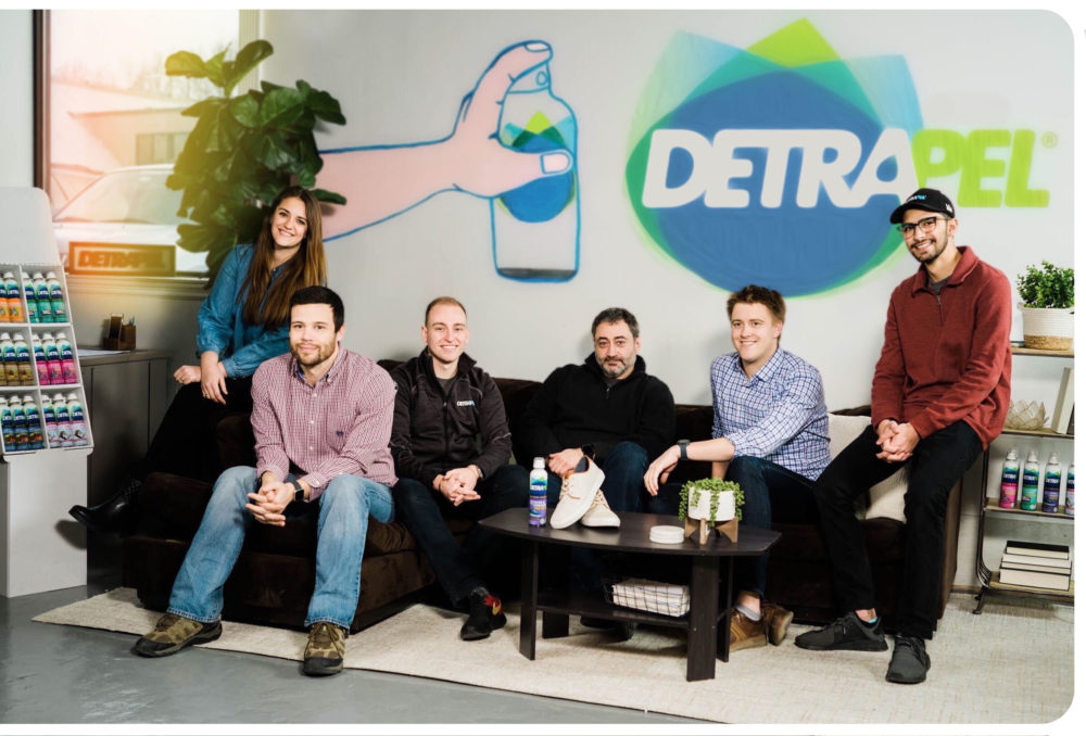 detrapel team, diverse, inclusive, community, work with us, hiring