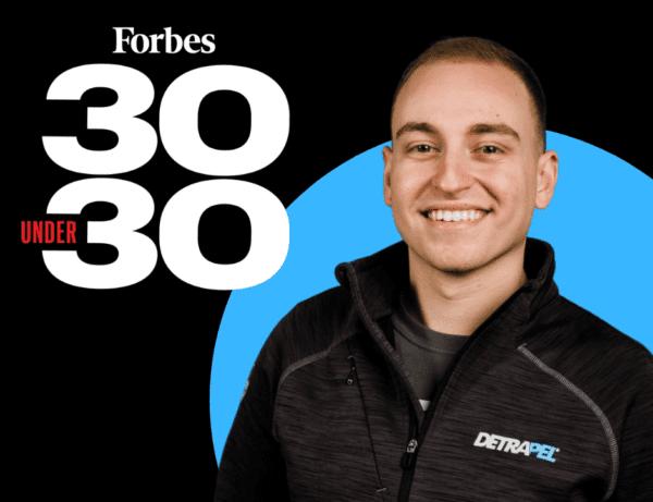 David Zamarin Makes Forbes 30 Under 30 List