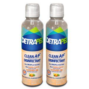 DetraPel CLEAN AF Disinfectant - citrus fresh scent