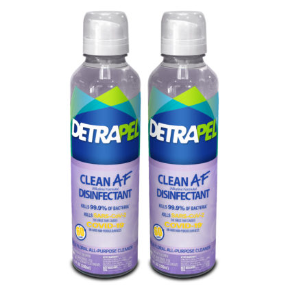 DetraPel CLEAN AF Disinfectant Gentle Floral scent