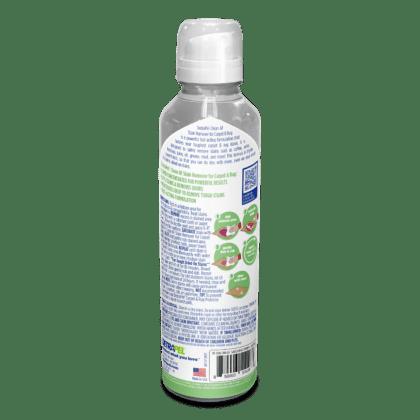 Clean AF Stain Remover - Carpet & Rug - Back of label
