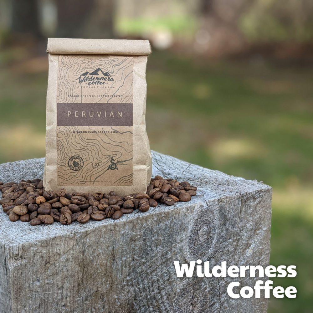 Wilderness coffee