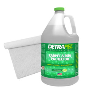 Professional Carpet & Rug Protector - 1 Gallon