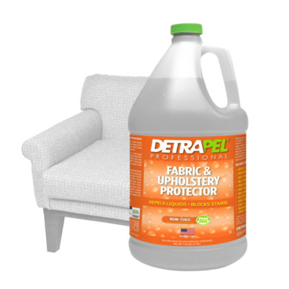 Professional Fabric & Upholstery Protector - 1 Gallon