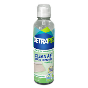 DetraPel Clean AF Stain Remover for Carpet and Rug