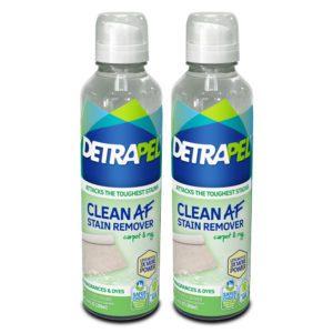 DetraPel Clean AF Stain Remover - Carpet & Rug