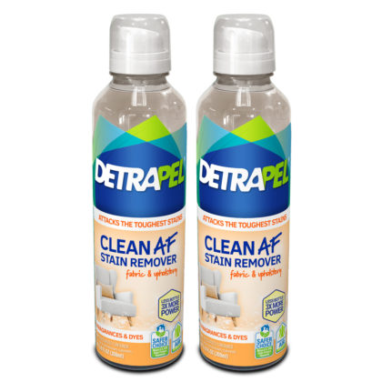 DetraPel Clean AF Stain Remover - Fabric & Upholstert