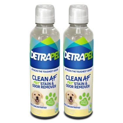 DetraPel Clean AF - Pet Stain & Odor Remover