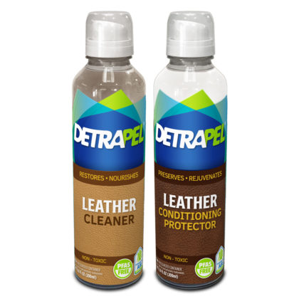 Leather Care Pack - Front