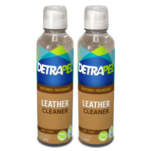 Leather Cleaner - 2 Pack